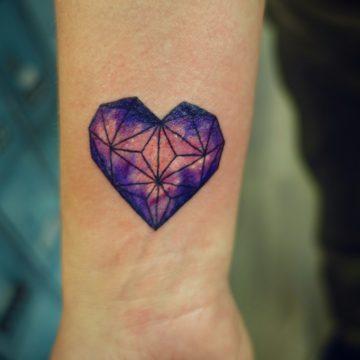 HeartUniverse by Samantha@BloodlineTattoo.nl